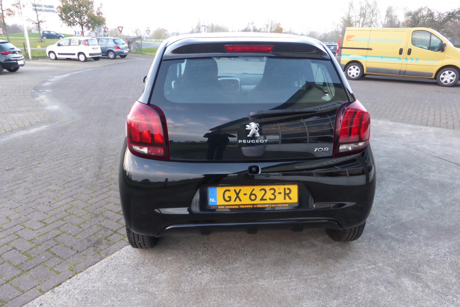Peugeot 108 foto 4