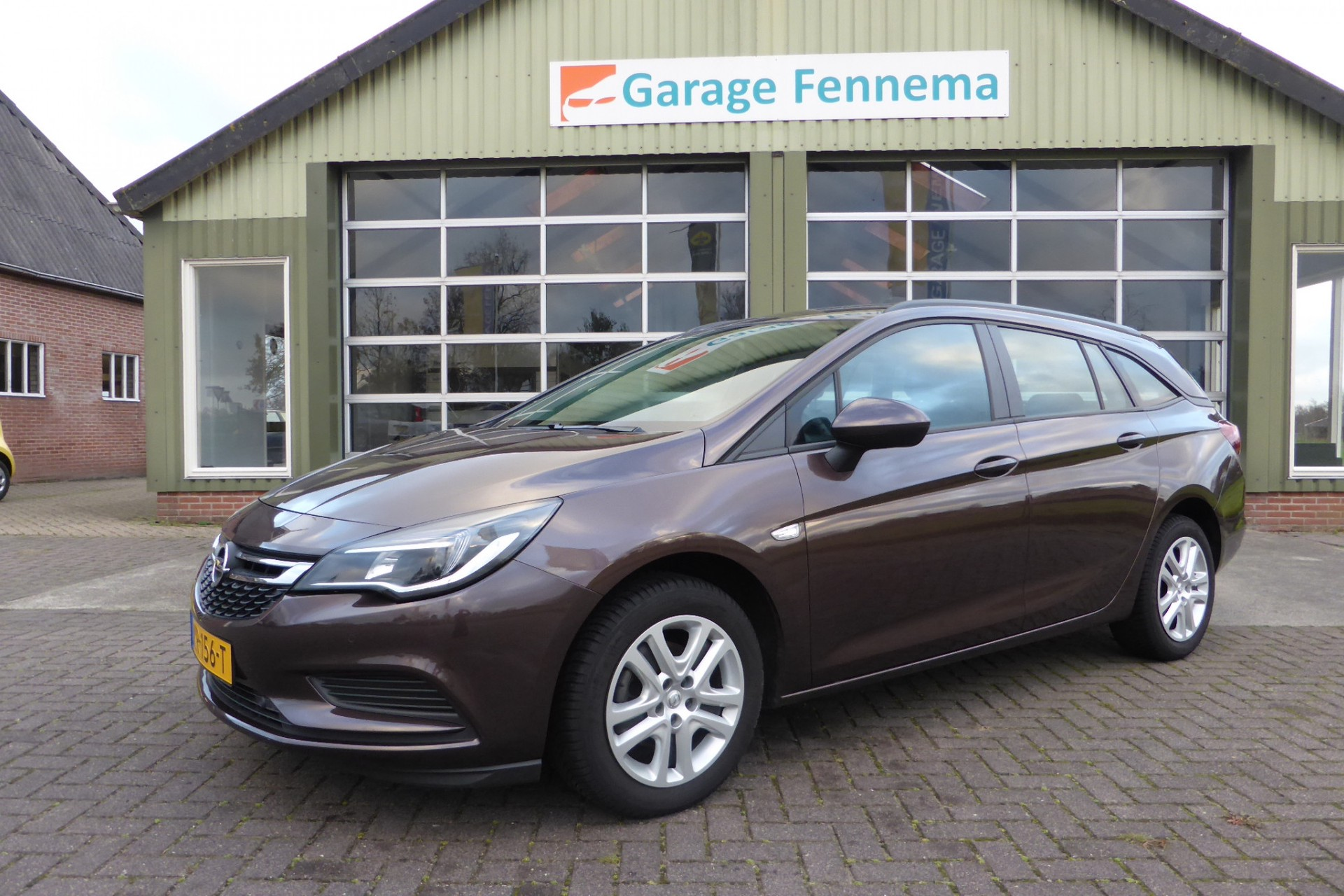 Opel Astra Sports Tourer 1.0 Turbo Edition.navi,cruise,pdc,
