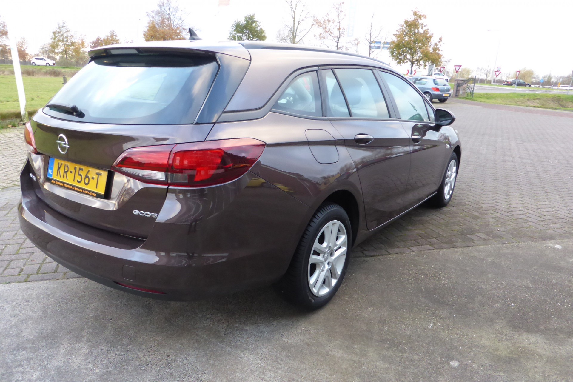 Opel Astra foto 5