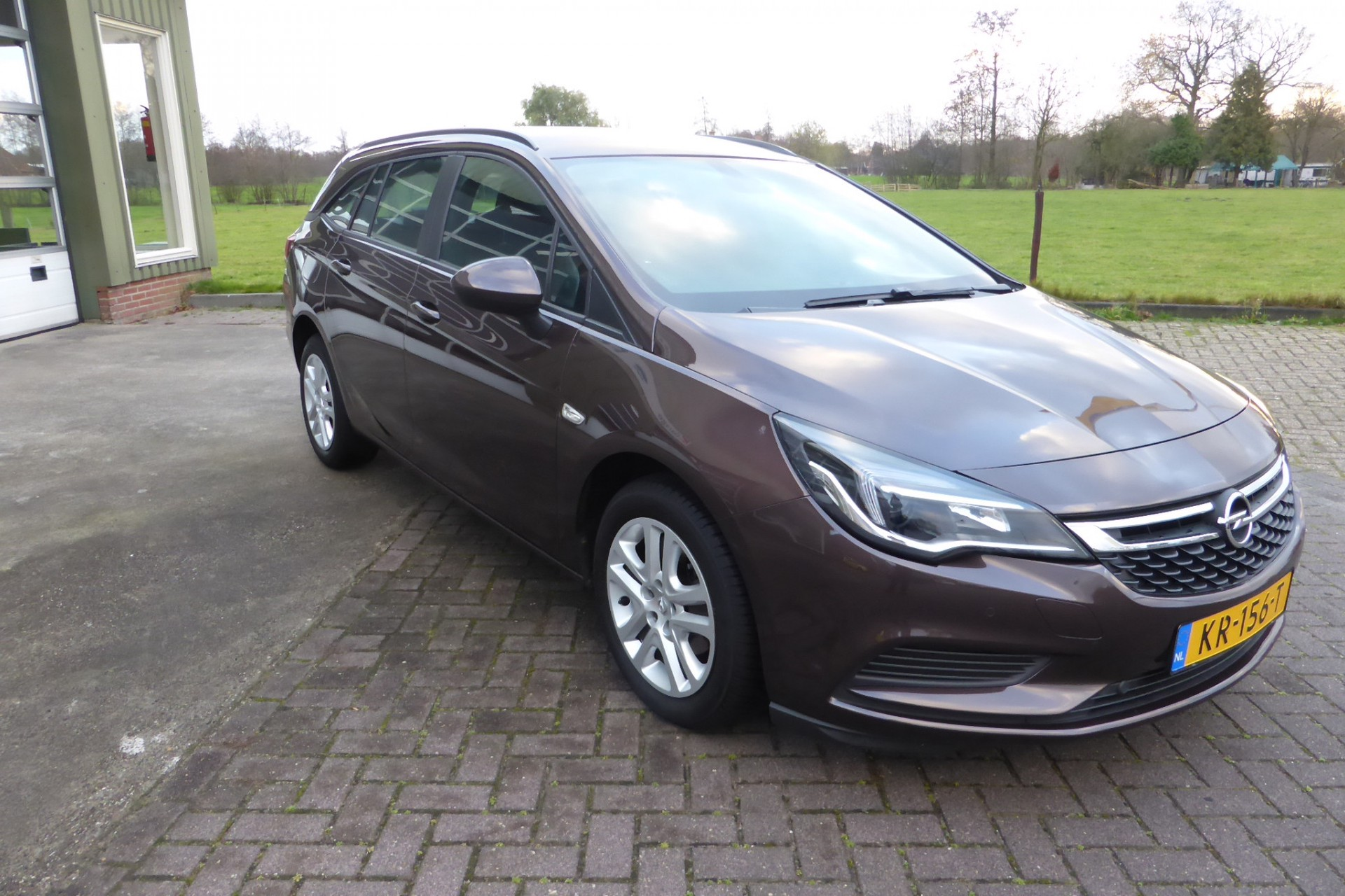 Opel Astra foto 3